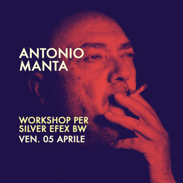 workshop di Antonio Manta